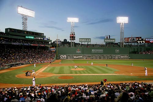 The Bluenose Bosox Brotherhood photo of Fenway Park